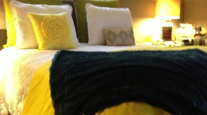 """Lighting – in the Bedroom """"SANCTUARY"""""""
