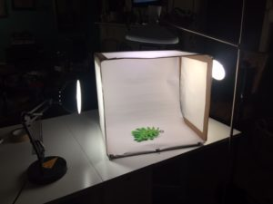 Handmade Lightbox from Scratch
