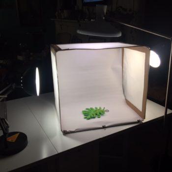 Handmade Lightbox from Scratch